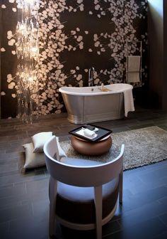 Colton Riveted Cast Iron Skirted Double Slipper Bathtub – Still Waters Bath Bathroom Sets, Master Bathroom, Modern Bathtub, New Toilet, Relax, Remodeled Campers, Interior Photography, Dream Bathrooms, Rustic Elegance