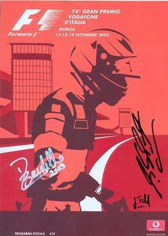 Italian Grand Prix / Monza / 2003