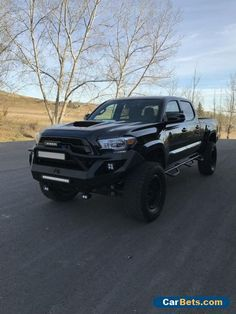 Nice Toyota Car for Sale: 2016 Toyota Tacoma TRD sport… Neat Check more at carsboard.pro/… Nice Toyota Car for Sale: 2016 Toyota Tacoma TRD sport… Neat Check more at carsboard. Toyota Tacoma Off Road, Toyota Tacoma Trd Sport, Tacoma 4x4, Tacoma Truck, Toyota Tundra, Jeep Truck, Pickup Trucks, 2016 Tacoma, Tacoma World