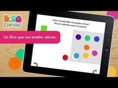 Por cuatro esquinitas de nada - aplicación que ha sido galardonada como mejor propuesta por BolognaRagazzi Digital Awards 2013.