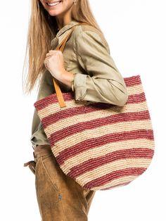 Raffia Bag