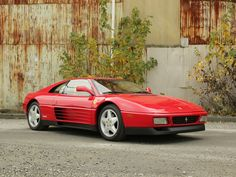 1991 Ferrari 348 Targa