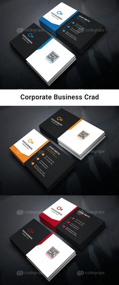 Corporate Business Card on @codegrape. More Info: https://www.codegrape.com/item/corporate-business-card/12165
