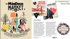 MilAires en Feria MasDeco Market - MilAires, Boutique del Libro.