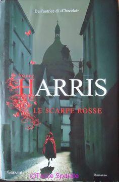 Joanne Harris, Le scarpe rosse