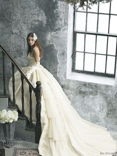 Jill Stuart Romantic Wedding Dress