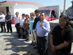 Fortalecen autoridades de Tetlanohcan infraestructura escolar