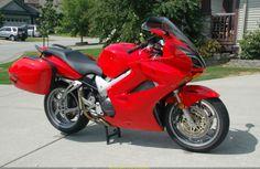 2005 Honda VFR 800