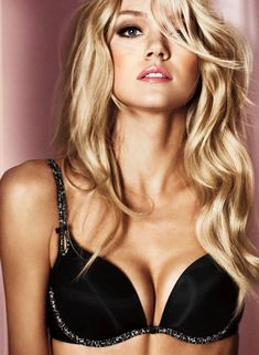 I need to stop looking at the VS hair-lindsay ellingson