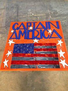 #Captain America