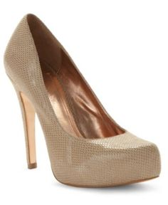 BCBGeneration Shoes, Parade Platform Pumps - Pumps - Shoes - Macy's
