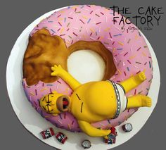 Homer Cake . Kevin lol