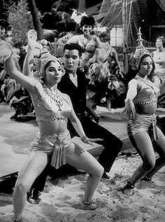 "Elvis Presley in ""Girls! Girls! Girls!"" Paramount, 1962."