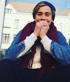 Cute as fuck #skam #tarjeisandvikmoe