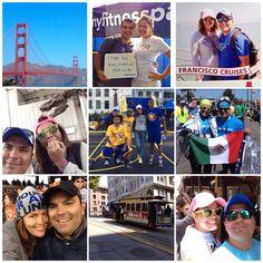 Honeymoon , san francisco, marathon