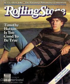 Timothy Hutton is too good to be true (1982)
