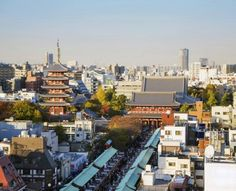 Japani: Pinnalla Tokiossa