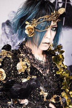 Kei's new end of 2015 look (DIAURA)