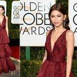Zendaya - Golden Globe 2016