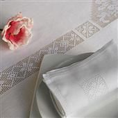 Tovaglia rosalba | Ricami e Pizzi