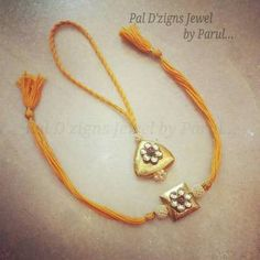 Find wide range of fashion jewellery, imitation, bridal, artificial, beaded and antique jewellery online. Buy imitation jewellery online from designers across India. Antique Jewellery Online, Mens Jewellery, Handmade Rakhi Designs, Rakhi Cards, Rakhi Making, Imitation Jewelry, Mom And Baby, Bracelet Designs, Hobbies And Crafts