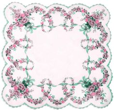 Sweetly Scrapped: Vintage Handkerchief Images