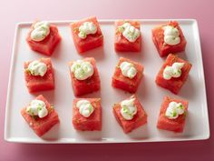 How Do We Love Watermelon? Let Us Count the Ways : Food Network | Healthy Eats – Food Network Healthy Living Blog