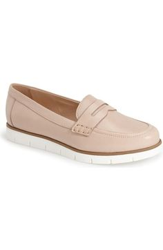 French Sole 'Oriole' Penny Loafer (Women) available at #Nordstrom
