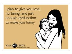 Pass on the best parts of your personality to your child. haha #momhumor #parenting