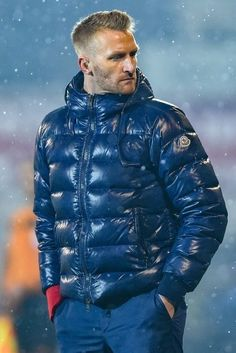 Essential for the upcoming fall/winter seasons. Moncler puffer jacket.