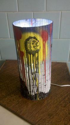 apocalipse 7 japão - 97 nanquim e spray objeto