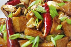 Kung Pao Tofu | Appetite for China
