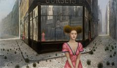 Holgate, NSW, Australia artist Mike Worrall. Could look at this for hours.