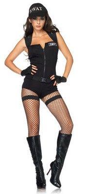 Sexy SWAT Halloween Costume make an impression this halloween http://adult-halloween-costume.fastblogger.uk/