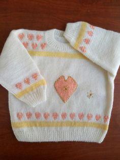 Kız bebek kazağı