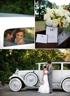 that is the type of old car i want to use at my wedding!