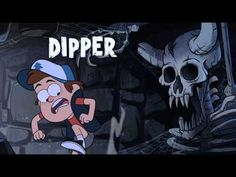 Disney's Gravity Falls Opening [HD] (Best Quality on Youtube)