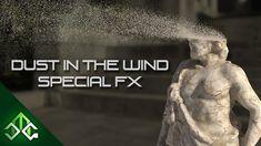 Dust in the Wind - VFX in Blender