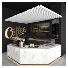 Bakery Shop Design, Coffee Shop Interior Design, Restaurant Interior Design, Coffee Design, Coffee Shop Interiors, Coffee Cafe Interior, Small Coffee Shop, Coffee Shop Bar, Coffee Shop Counter