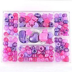 Kids Plastic Purple & Pink kit | Simple Kits