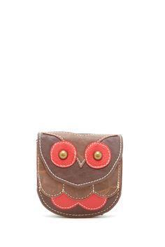 Lulu  Owl Coin Purse - for them