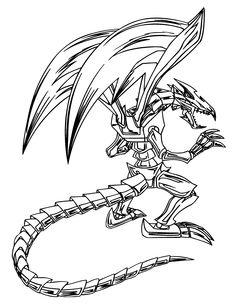 Dragon Has A Metal Frame