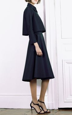 Martin Grant Resort 2015 Trunkshow Look 1 on Moda Operandi