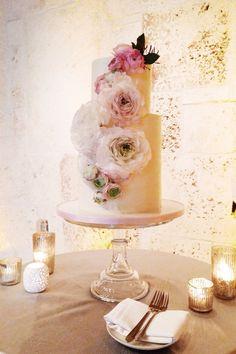 Wedding cake idea; photo: Anthology Co.