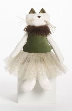 Woof & Poof 'Party' Cat Decoration available at #Nordstrom