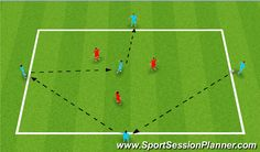 Football/Soccer Session (Difficult): Build A Center Mid