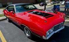 '70 Cutlass S