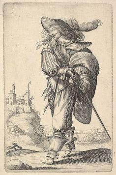 "1629 etching from ""Le Jardin de la Noblesse Française."" by Abraham Bosse… 17th Century Clothing, 17th Century Fashion, Jacques Callot, Sword Drawing, Merian, Baroque Fashion, Women's Fashion, Canvas Prints, Art Prints"