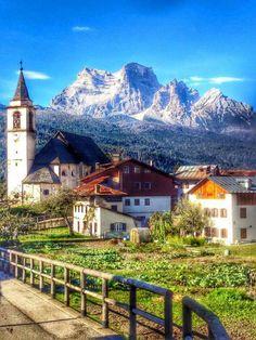 Vinigo di Cadore, dietro il Pelmo - Dolomites, province of Belluno, Veneto, Northern Italy