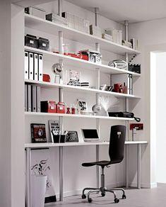 Crear tu oficina en casa es muy fácil